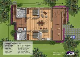Breeze House Floor Plan Sulawesi Breeze Ii Std