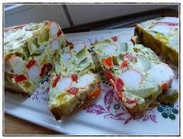 cuisiner avec le thermomix de courgettes et poivrons au surimi version avec thermomix