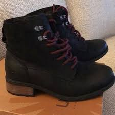 womens ugg denhali boots lace up ugg boots on poshmark
