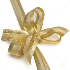 gold ribbons gold sheer glitz ribbons from carrier bag shop tone and texture