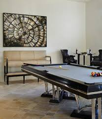 home theater table contemporary pool table home theater contemporary with beige