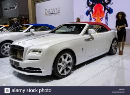 cars rolls royce 2017 geneva switzerland march 7 2017 rolls royce ghost elegance