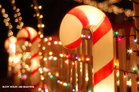 Blow Mold Christmas Yard Decorations Vintage Blowmold Holiday Decorations U2013 Modern Kiddo
