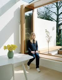window seat in side return extension bay windows pinterest