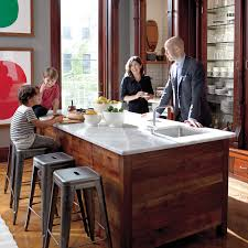 kitchen design ideas martha stewart home tour a family oriented brownstone in brooklyn