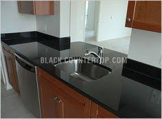 Black Kitchen Countertops by Black Marble Kitchen Countertops Black Galaxy Countertops Black