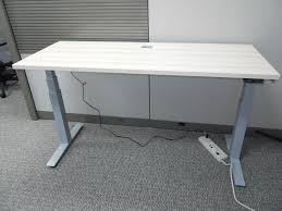 Tayco Height Adjustable Table Carolina Office Xchange - Tayco furniture