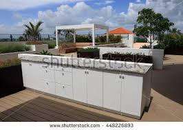Outdoor Cabinets Outdoor Kitchen Stock Images Royalty Free Images U0026 Vectors