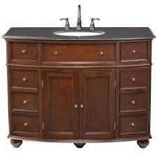 22 Inch Bathroom Vanity With Sink by Home Decorators Collection Hampton Harbor 45 In W X 22 In D Bath
