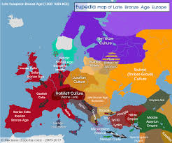 europe map in maps of neolithic bronze age iron age migrations in europe and