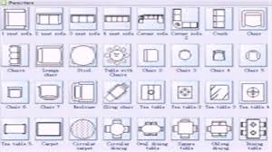 dimensioned floor plan floor plan symbols and dimensions youtube