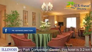 Holiday inn chicago tinley park convention center tinley park