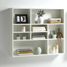 Corner Wall Bookcase Wall Mounted Bookshelves Wall Hanging Shelves Wall Mount Bookshelf
