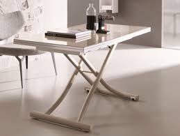 adjustable height round table the interesting style of the adjustable height coffee table