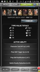 support ability recipe book submit your favorite combinations