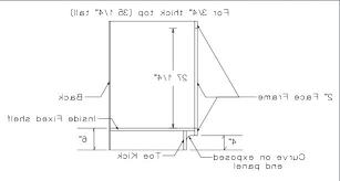 Bathroom Vanity Standard Depth Dimensions Of Standard Bathtub U2013 Modafizone Co