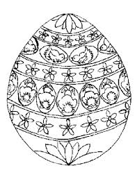 easter egg design coloring pages archives coloring page