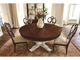 fine furniture design round extending dining table 1