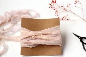 dyed ribbon blush dyed silk ribbon recycled chiffon silk sari silk