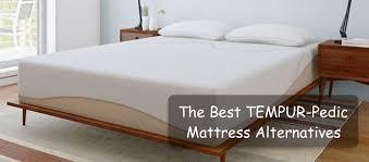 Temper Pedic Beds The Best Tempur Pedic Mattress Alternatives U2022 Choosebestmattress
