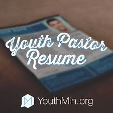 download youth pastor resume samples haadyaooverbayresort com