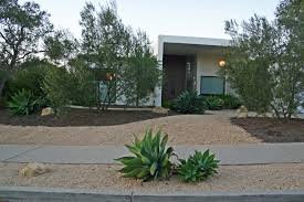 curb appeal mid century modern makeover