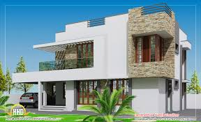 contemporary home design 2304 sq ft kerala home design and