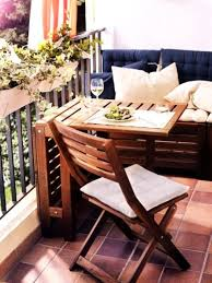 Rail Hanging Planters by 15 Inviting Balcony Breakfast Nooks That You U0027ll Want To Have