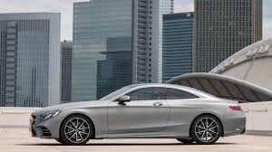 2018 mercedes benz s class coupe cabriolet revealed chasing cars