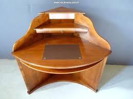bureau louis philippe merisier bureau secretaire bois secrtaire en merisier massif petit bureau