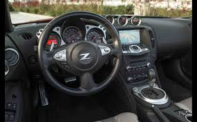 nissan roadster interior nissan 370z 2016 interior car pictures