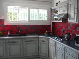 faience cuisine rustique formidable faience de cuisine moderne 2 r233novez votre cuisine