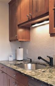 Mission Cabinets Kitchen Small Galley Kitchen
