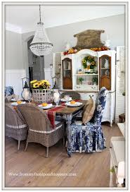 farm style living room from my front porch to yours french farmhouse style fall dining
