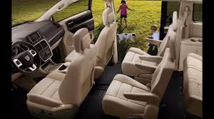 dodge grand caravan 2016 interior youtube