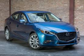 mazda 4 door cars 2017 mazda mazda3 our review cars com