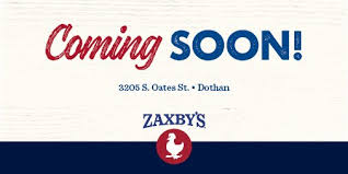 zaxby s zaxby s on twitter dothan al s newest zaxby s hatches 4 30 at