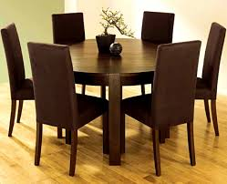 home design round wood carving dining room table with 8 foamy