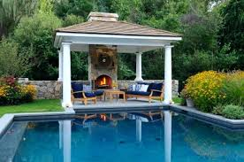 pool cabana ideas cabana ideas for backyard designandcode club