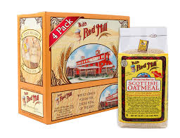 amazon com bob u0027s red mill scottish oatmeal 20 ounce pack of 4