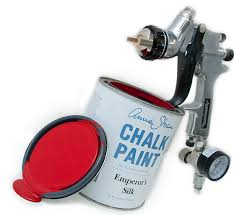 home depot gun safe black friday painting the town red w annie sloan chalk paint spray painting