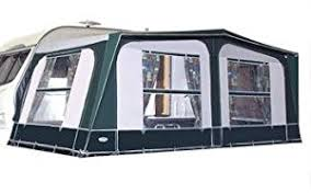 Caravan Awning Size Pyramid Corsican Full Awning Green Size 950 To Fit 935 959cm
