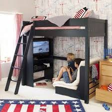 High Sleeper Beds With Sofa Bunk Bed With Sofa Awesome High Sleeper On Pinterest Bunk
