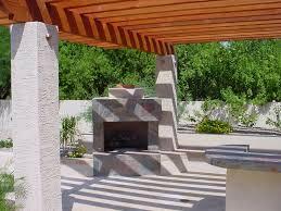 Desert Patio Backyard Living With Phoenix Arizona Landscaping Desert Crest Press