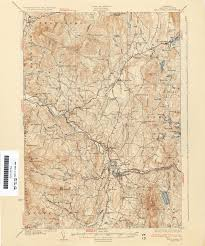 Vt Map Vermont Historical Topographic Maps Perry Castañeda Map