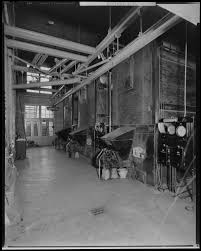 1930 Homes Interior Housing Project Interior Of Boiler Room Kentucky Digital Library