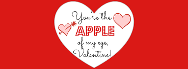 you re the apple of my eye s day gift idea for