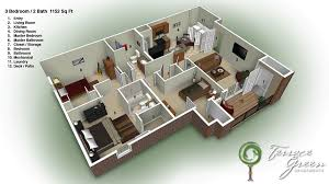 3 Bedrooms House Plans Designs House Plans And Designs 3 Bedroom Homes Zone