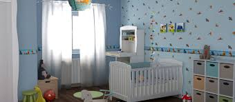 comment tapisser une chambre comment décorer la chambre de bébé 4murs