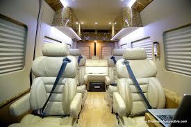 luxury mercedes sprinter america u0027s 1 luxury custom mercedes benz sprinter conversion vans